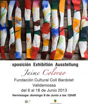 cartel Coll Bardolet 2013